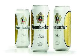 Krombacher Can
